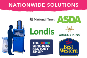 National solution for waste balers