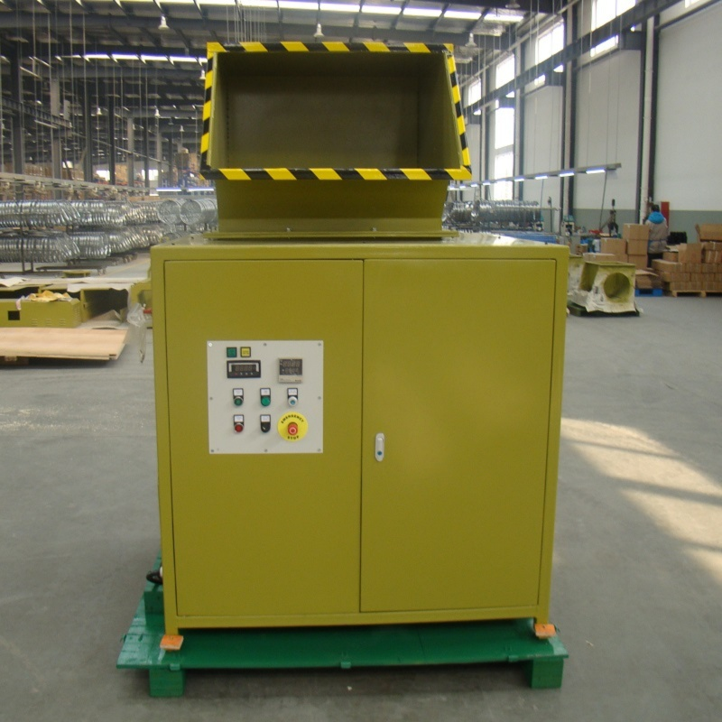 QCR MC50 melting EPS compactor