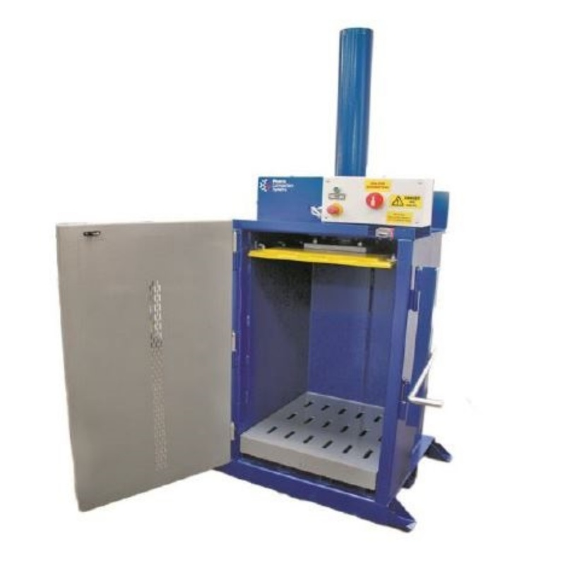 QCR 207L Drum crusher