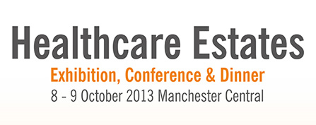 QCR will exhibit at Healthcare Estates conference