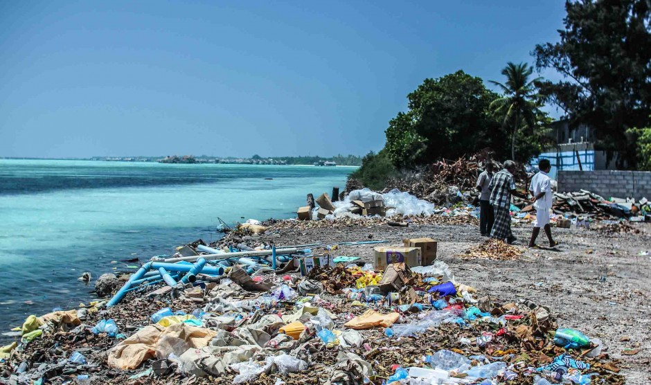 Maldives tourism industry under threat from waste