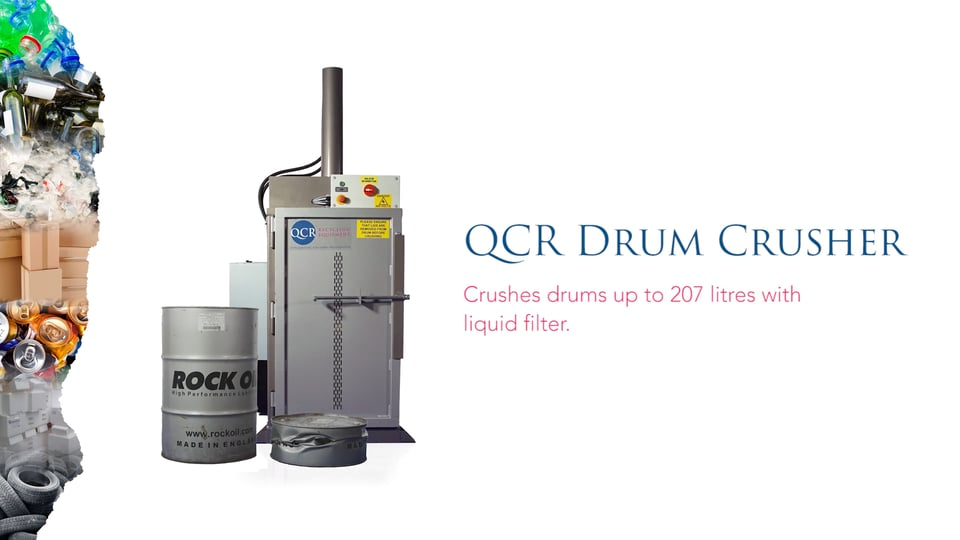 QCR Drum Crusher
